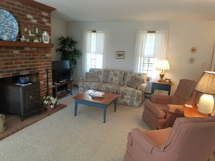 Dennis Cape Cod vacation rental - Spacious Living Room area