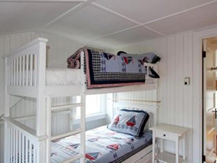 Harwich Port Cape Cod vacation rental - Bunks with a Trundle