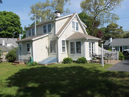 Harwich Port Cape Cod vacation rental - Back of House and Yard