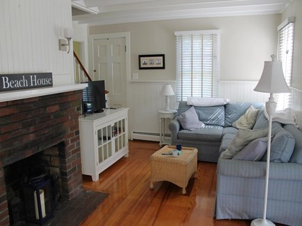 Harwich Port Cape Cod vacation rental - Sunny Living Room