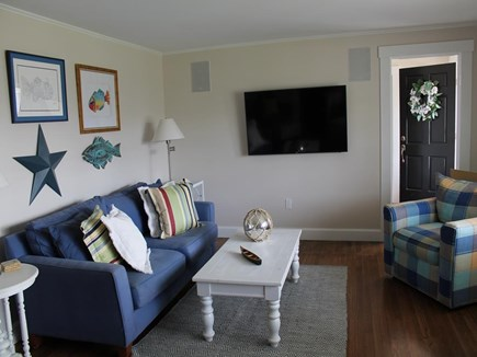 Harwich Port Cape Cod vacation rental - Open Living Room