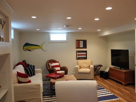 Harwich Port Cape Cod vacation rental - Lower Level Space
