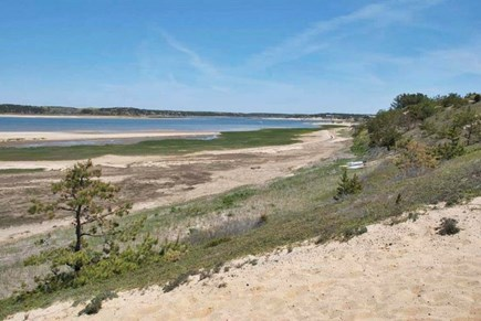 Wellfleet Cape Cod vacation rental - Long Walks on the Beach
