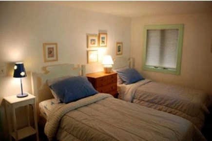 Wellfleet Cape Cod vacation rental - Twin Beds in the Third Bedroom
