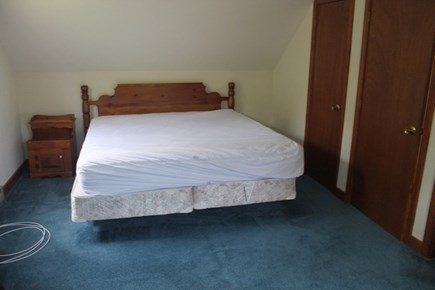 Eastham Cape Cod vacation rental - Bedroom with king bed