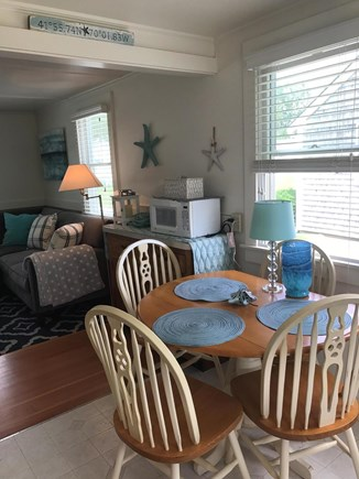 Wellfleet Cape Cod vacation rental - Kitchen open livingroom