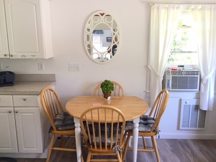Wellfleet Cape Cod vacation rental - Dining Table Area