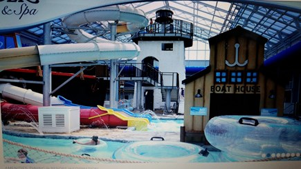 Hyannis Cape Cod vacation rental - Indoor water park