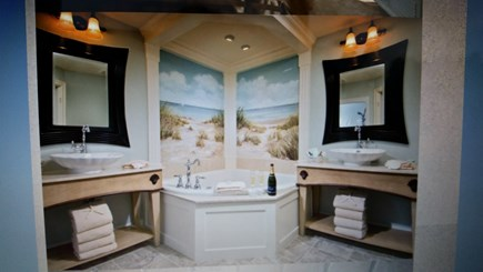 Hyannis Cape Cod vacation rental - Master Bath