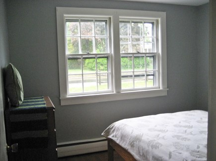 South Harwich Cape Cod vacation rental - Front  Bedroom #3 Double Bed-Full Closet  Next To Half Bath