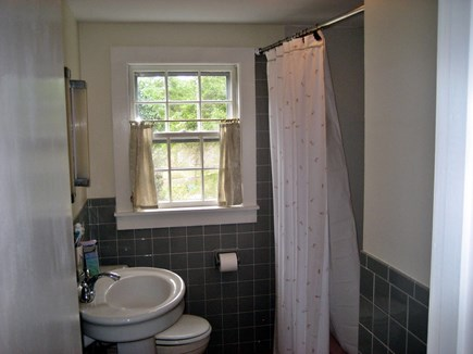 South Harwich Cape Cod vacation rental - Full Bathroom Off Main Hall