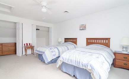 West Yarmouth Cape Cod vacation rental - Twin Bedroom 2