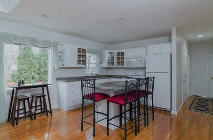 West Yarmouth Cape Cod vacation rental - Eat in kitchen area