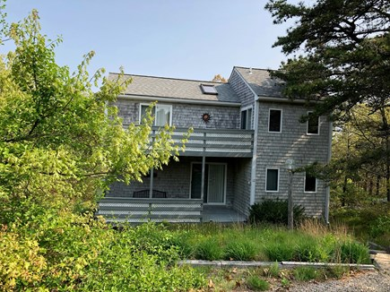 Truro Cape Cod vacation rental - Front of Home