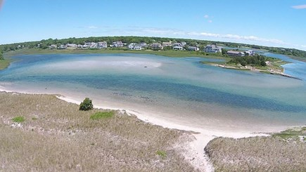 West Hyannisport Cape Cod vacation rental - Lovely private beach for all your sunny summer days