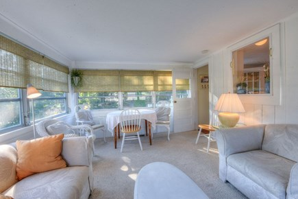 West Hyannisport Cape Cod vacation rental - Sunny Sunporch