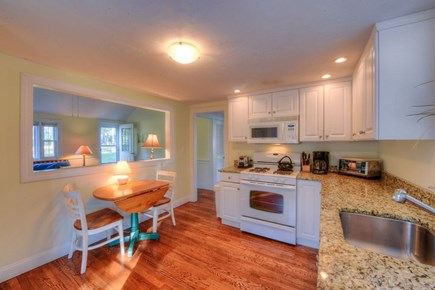 West Hyannisport Cape Cod vacation rental - Bright open kitchen