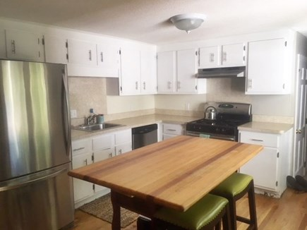 Barnstable Village Cape Cod vacation rental - Small, well-equipped kitchen