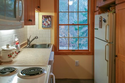Wareham MA vacation rental - Kitchen is equipped for culinary adventures