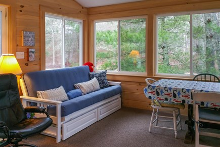 Wareham MA vacation rental - Lounge in the sofa