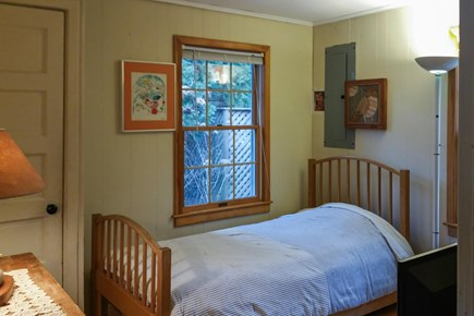 Wareham MA vacation rental - Peaceful twin bed