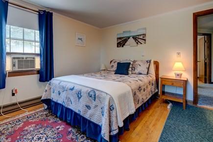 Orleans Cape Cod vacation rental - Artsy master bedroom
