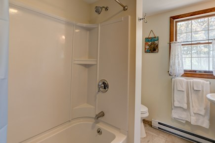 Orleans Cape Cod vacation rental - Everyone shares the bathroom
