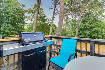 Orleans Cape Cod vacation rental - Grill on the deck