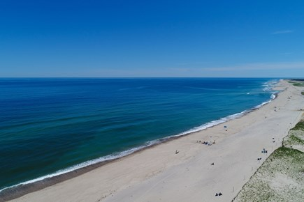 Orleans Cape Cod vacation rental - Nauset Beach is just a stones throw away