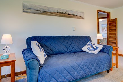 Orleans Cape Cod vacation rental - Chill on the couch
