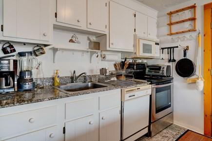 Provincetown Cape Cod vacation rental - Numerous kitchen appliances