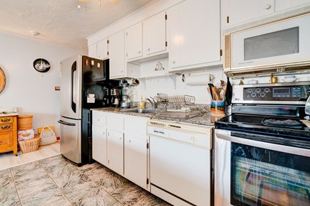 Provincetown Cape Cod vacation rental - Full kitchen to craft culinary masterpieces