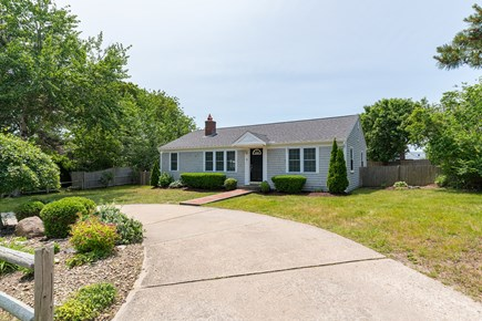West Yarmouth Cape Cod vacation rental - Front view of house