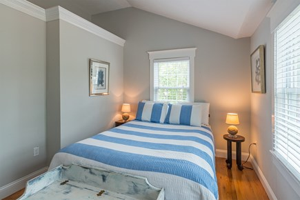 West Yarmouth Cape Cod vacation rental - Bedroom with queen bed