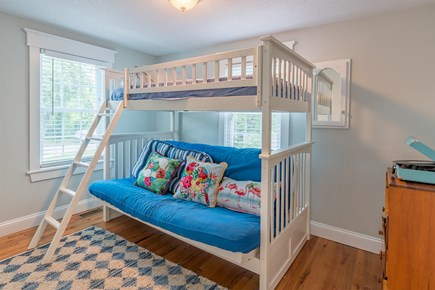 West Yarmouth Cape Cod vacation rental - Bedroom with bunks