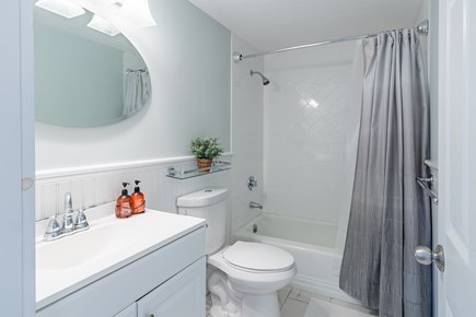 West Yarmouth Cape Cod vacation rental - Full bath with shower and tub