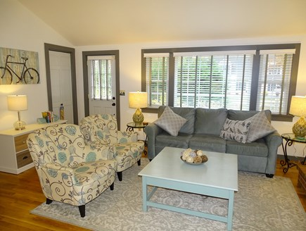 Eastham Cape Cod vacation rental - Living room view from kitchen