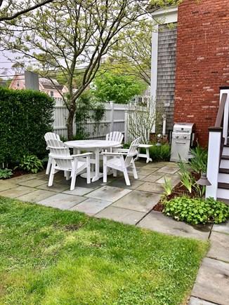 Provincetown Cape Cod vacation rental - Outdoor patio