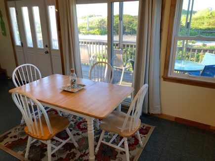 Plymouth MA vacation rental - Indoor Dining/Outdoor Dining