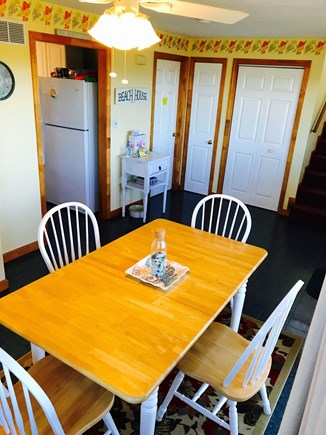 Plymouth, White Horse Beach MA vacation rental - Inside Dining Area leading into Kitchen