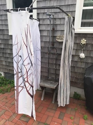 Plymouth MA vacation rental - Authentic Outdoor Shower, great after the beach