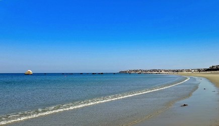 Plymouth MA vacation rental - Whitehorse Beach only .2 miles away or an easy 5 min walk