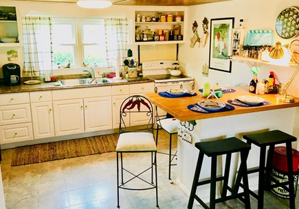 Plymouth, White Horse Beach MA vacation rental - Large Kitchen with Everything you need