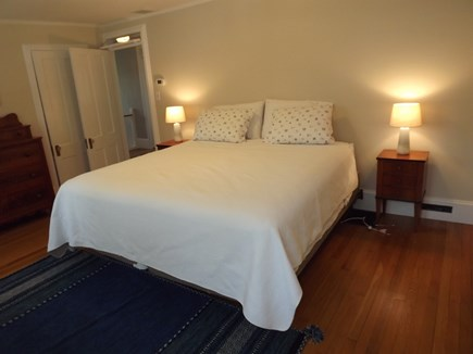 Chatham Cape Cod vacation rental - Second Level King Master with Brand New Bathroom.