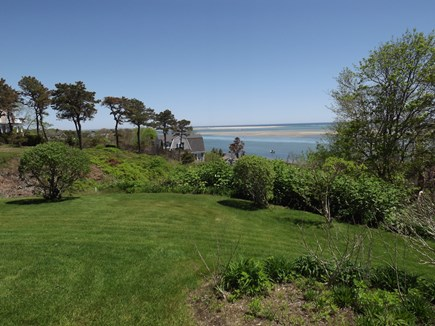 Chatham Cape Cod vacation rental - View of the Atlantic and Beyond from the Side Yard.