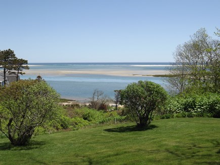 Chatham Cape Cod vacation rental - View of Atlantic From the Deck, Kitchen and Living/Dining Areas.