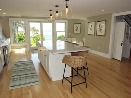 Chatham Cape Cod vacation rental - Brand New Kitchen (picture shows cabinets still being installed).