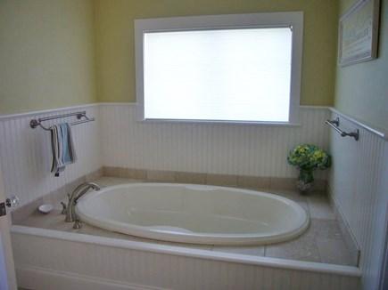 West Hyannisport Cape Cod vacation rental - Master Sitting Bath