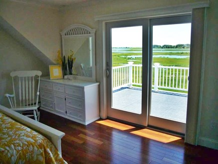 West Hyannisport Cape Cod vacation rental - View from Guest Suite