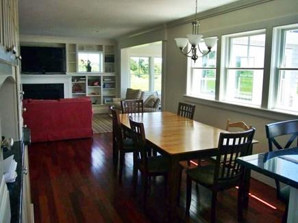 West Hyannisport Cape Cod vacation rental - Open concept